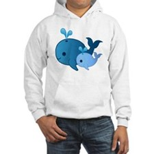 Baby Whale Hoodie
