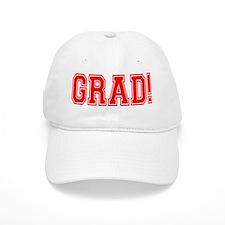 GRAD! Baseball Cap