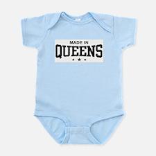 Made in Queens Infant Bodysuit
