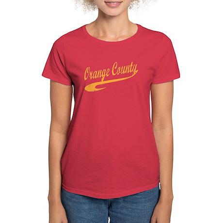 Orange County OC 3 Women's Dark T-Shirt