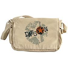 Dawson Band Star logo Messenger Bag