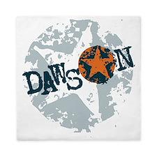 Dawson Band Star logo Queen Duvet