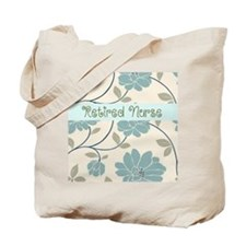Retired Nurse Pillow 10 Tote Bag