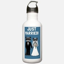 justmarriedcoonscarmag Water Bottle
