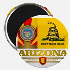 Arizona Gadsden Flag Magnet