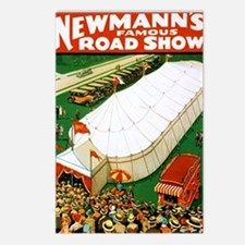 Newmanns Famous Road Show Postcards (Package of 8)