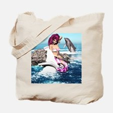 m_shower_curtain Tote Bag