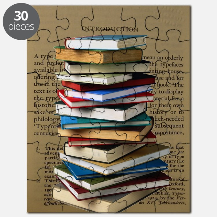 Book Lovers Blanket 2 Puzzle