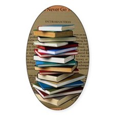 Book Lovers Blanket 2 Decal