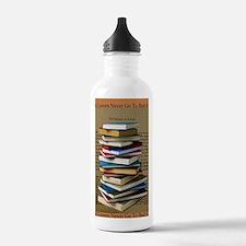 Book Lovers Blanket 2 Water Bottle