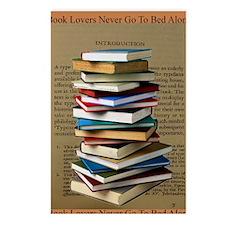 Book Lovers Blanket 2 Postcards (Package of 8)