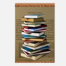 Book Lovers Blanket 2 Postcards (Package of 8)