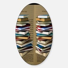 Book Lovers Flip Flops Decal