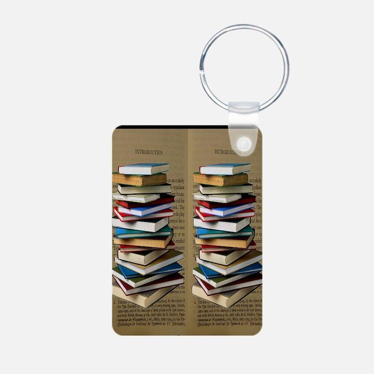 Book Lovers Flip Flops Keychains