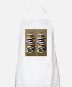 Book Lovers Flip Flops Apron