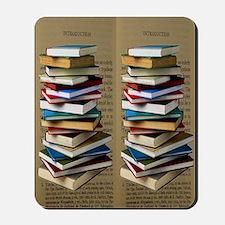 Book Lovers Flip Flops Mousepad