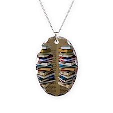 Book Lovers Flip Flops Necklace