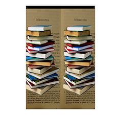 Book Lovers Flip Flops Postcards (Package of 8)