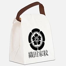 kamon Canvas Lunch Bag