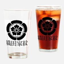 kamon Drinking Glass