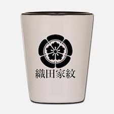 kamon Shot Glass