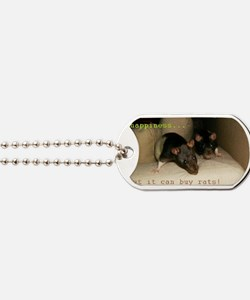 rathappy2 Dog Tags