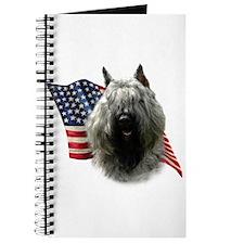 Bouvier Flag Journal