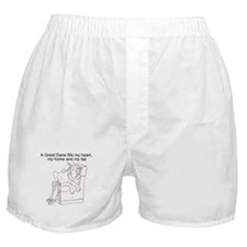 C A GD Fill Boxer Shorts