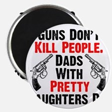 Pretty Daughters Magnet