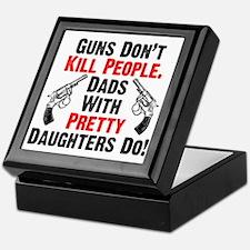 Pretty Daughters Keepsake Box