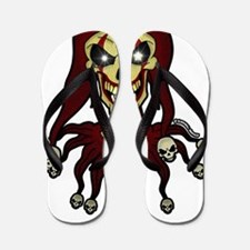 Dead Joker Flip Flops