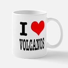 I Heart (Love) Volcanos Mug