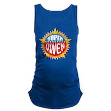Super Owen Maternity Tank Top