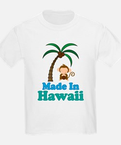Hawaii Kids Gift T-Shirt