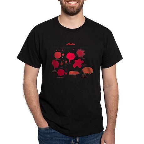 Modelers understand red Dark T-Shirt