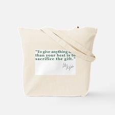 "GO PRE ""The Gift"" Tote Bag"