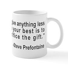 STOP PRE Small Small Mug