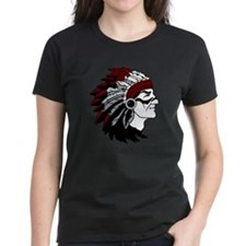 Native American Chief with Re Tee