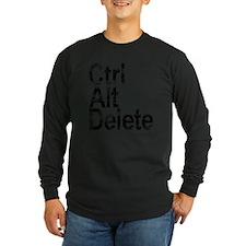 Control Alt Delete T