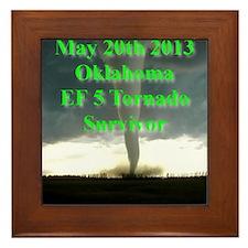 F5 OK, Tornado Framed Tile
