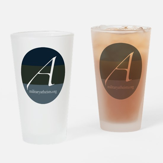 MAAF scarlet a Drinking Glass