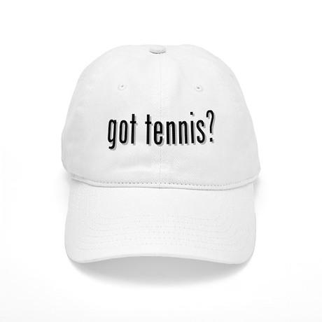 got tennis? Cap