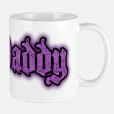 Daddy in Purple Mug