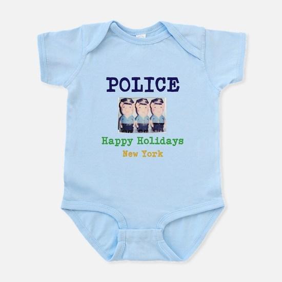 POLICE HAPPY HOLIDAYS, NEW YORK. Body Suit