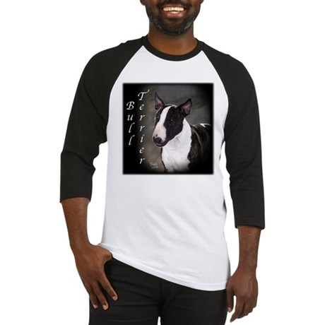 Bull Terrier Baseball Jersey