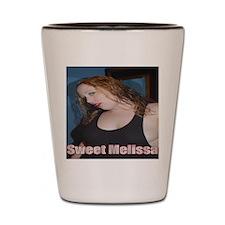 Sweet Melissa Shot Glass