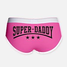 Super-Daddy  Women's Boy Brief