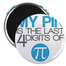 PI Not So Geek Magnet