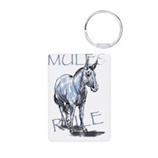Mules Rule Keychains