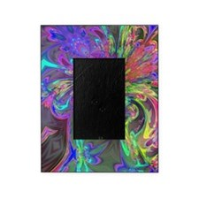 Glowing Burst of Color Deva Picture Frame
